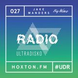 ultraDisko Radio with Jake manders (Big Wave) 027