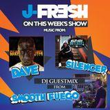 J-Fresh Radio Show Guest Mix