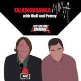 Episode 153 of Talking Brawls on SevereMMA.com featuring: Martin Lewandowski & Stephen Thompson