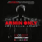 Armin van Buuren - Live @ The Best Of Armin Only (Amsterdam Arena, Netherlands) - 13.05.2017