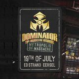 Marcus Decks @ Dominator Festival - Metropolis Of Massacre - 2014