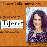 Juan Felipe Herrera interview   Tiferet Talk with Gayle Brandeis