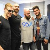 dXn with Sam from X-Ambassadors about Cayuga Sound Festival