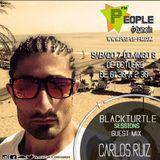 BlackTurtle Sessions Guest Mix CARLOS RUIZ /www.people-fm.com/