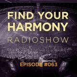 Find Your Harmony Radioshow #063