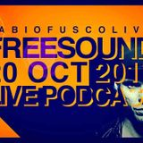 FSL Podcast 20 Oct 2017 - Fabio Fusco Live