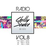 Chilly Source Radio vol.8 + KRO, illmore Guest MIX