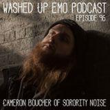 #96 - Cameron Boucher (Sorority Noise)