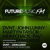 A futuremusic FM Social: DVNT w/ John Lunny - 26.08.2017