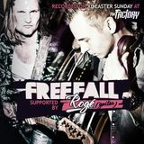 FreeFall supt. by Rogé (guitar) - XL Easter Sunday at The Factory
