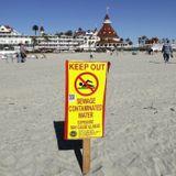 'Tsunami of sewage spills' at Mexican border 'deliberate' says California mayor