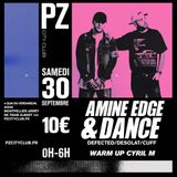 2017.09.30 - Amine Edge & DANCE @ PZ City Club, Montpellier, FR