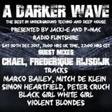 #150 A Darker Wave 30-12-2017 (guest mixes Chael, Frederique Rijsdijk, plus Best of 2017 mix)