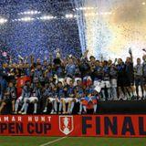 Soccer 2 the MAX:  Sporting KC Win U.S. Open Cup, Atlanta Pulverizes LA Galaxy