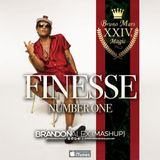 Finesse x Number One (BrandonAlex Mashup) **FREE DOWNLOAD**