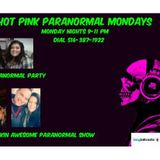 Hot Pink Paranormal - The Freaks present Supernatural News