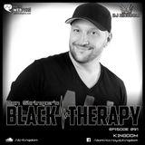 Kingdom - Black Therapy EP091 on Radio WebPhre.com