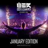 Brennan Heart presents WE R Hardstyle January 2018