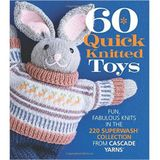 Shannon Dunbabin of Cascade Yarns shares 60 Quick Knitted Toys