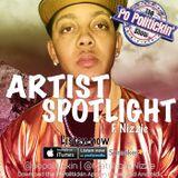 Artist Spotlight - Nizzie @MatchboxNizzie 