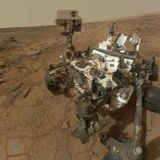 Curiosity on Mars - five years on