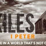 1 Peter 5:1-5 - Audio
