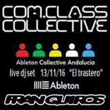 Fran Quiros@My Rules_Live (13/11/16) COMCLASS COLLECTIVE