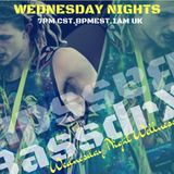 Wednesday Night Wellness with @BassDRxOfficial on @HushFMRadio (9/27/2017)