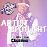 Artist Spotlight - Eddy Fish
