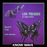 Live Presence w/ Kayla Guthrie - March 6th 2017