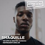 DamnShaq on Reprezent Radio: Shaquille - 22nd August 2016