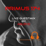 Primus 174 Live Guest Mix by ABLEKID