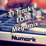 EDM Mix - 31 Tracks Megamix