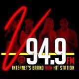V94.9 FM Radio Set #8