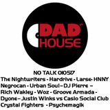 010517 NO TALK MIX Ft Hardrive HNNY Urban Soul Groove Armada Negrocan DJ Pierre
