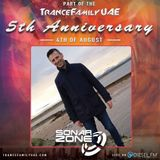 TrancefamilyUAE 5th Birthday Celebrations
