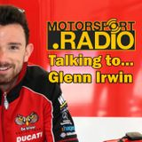 Talking to...Glenn Irwin