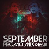 Guto Putti (Aevus) September PROMO Mix -  www.aevusmusic.com