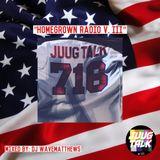 HomeGrown Radio Vol. 3 (Mixed by Wave Matthews)