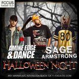 2017.10.31 - Amine Edge & DANCE @ Focus, Orange County, US