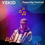 Y'Skid live @ Biki90 area x Paperclip Festival