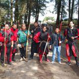 TMAH - presentación de ARMA Monterrey y Festival Medieval de la Marquesa