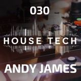 House & Techno 030 - Andy James