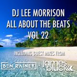 DJ Lee Morrison - All About The Beats - Vol 22