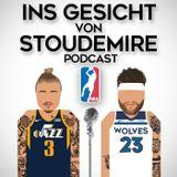 LeBron vs Knicks, Pistons-Analyse, Gobert-Verletzung, Kuckuckskind
