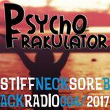 Stiff Neck, Sore Back Radio 04/2017