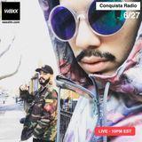 Conquista Radio w/ A. Sarr & Wamoo on @WAXXFM - 06/27/17