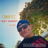 ALIEN X NIGHT SESSION 2017 vol.35