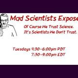 Mad Scientists Exposed - Something funny about NASA 7-planet Press Conference