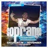 Scouser Promo Mix - Sopranos 7th Birthday #GoHardOrGoHome